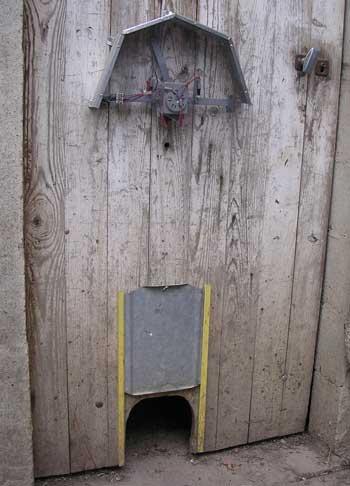 Fermeture automatique du poulailler - Fermeture automatique porte poulailler ...